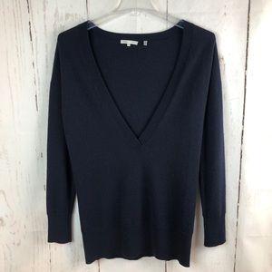 Vince | 100% Cashmere V-Neck Sweater, Size S